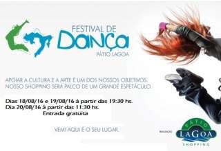 Festival dança novo