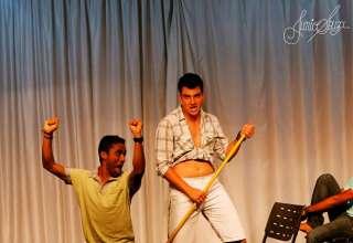 Cabana do Improviso 1 - Foto Junio Souza
