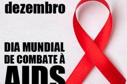 O dia 1° de dezembro é o dia mundial de combate à AIDS.