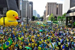 Manifestações pelo impeachment de Dilma Rousseff são registradas por todo o Brasil.