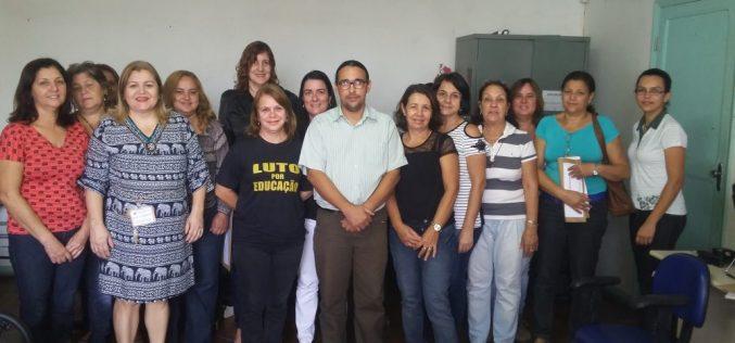 Secretaria Municipal de Educação realiza capacitação para trabalhar no Cadastro Escolar do município