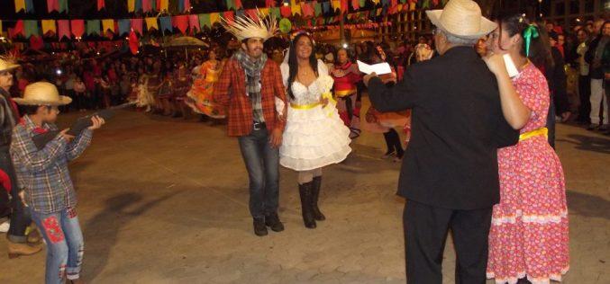 2º Festival de Quadrilha do programa Mexa-se