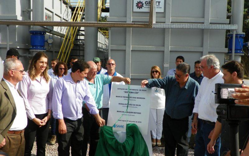 ETA CDI é inaugurada e vai atender mais de 10 bairros
