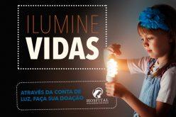 """HNSG em parceria com a Cemig lança campanha """"Ilumine Vidas"""""""