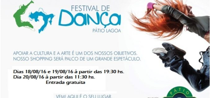 Festival de Dança agita Sete Lagoas