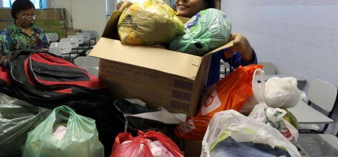 Campanha do Agasalho: Câmara Municipal arrecada quantidade inédita de doações