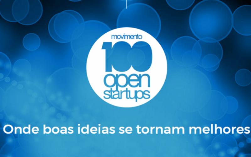 Movimento 100 Open Startups atrai empreendedores de todo o Brasil