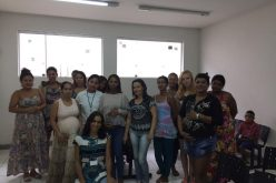 Unidade Básica de Saúde do bairro Belo Vale realiza encontro de grupos de gestantes
