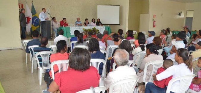 Programa de Hortas Comunitárias comemora 34 anos