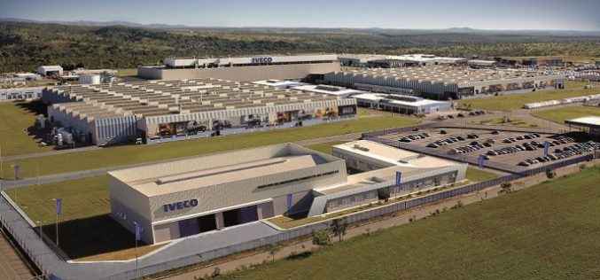 Iveco avalia novo produto para substituir linha Ducato