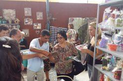 """Feira de Artesanato """"Quintal da Márcia"""" conta com participação da CAPsad"""