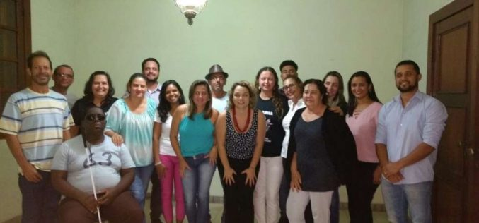 Comitê Pop Rua comemora um ano de atividades em Sete Lagoas