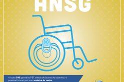"""Campanha """"Lacre Solidário"""" do HNSG conta com o apoio da comunidade"""