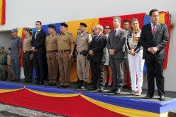 Solenidade de Instalação da 19° Região de Polícia Militar (RPM) em Sete Lagoas