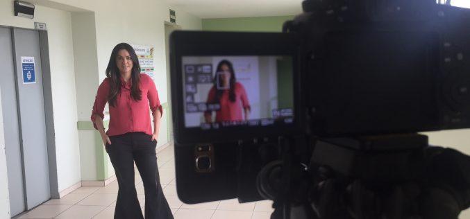 HNSG lança vídeo institucional apresentado por Pollyana Aguiar