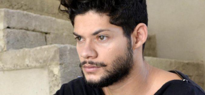 Ator e modelo mineiro, Alexandre Lazwolzik, atua na próxima novela da Rede Globo