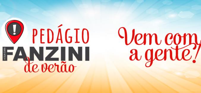 Pedágio Fanzini especial mês da mulher acontece amanhã (25/3)