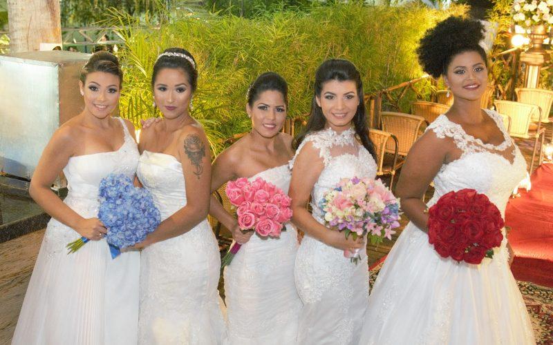 Inspiração para as noivinhas do ano:Primeira Mostra de noivas foi um sucesso!