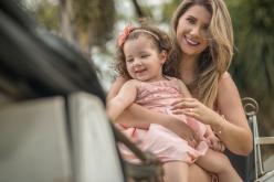 Blogueira dá dicas de como manter a rotina da maternidade sem perder o estilo
