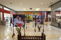 """Exposição fotográfica """"Amor sem fronteiras"""" no Shopping Sete Lagoas incentiva à adoção"""