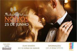 Solaris promove audição especial para noivos em Sete Lagoas