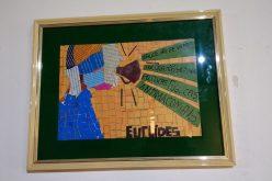 Exposição do Projeto FISSURART na casa da cultura
