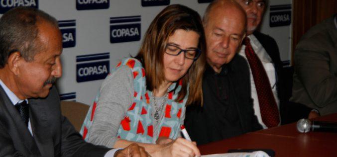 Cidades mineiras assinam carta de compromisso em favor do Rio das Velhas