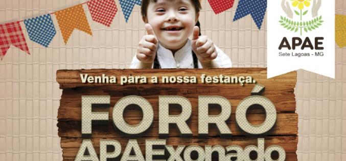 """Vem aí o """"FORRÓ APAEXONADO 2017""""!"""