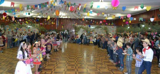 Clube Náutico promove Arraiá Beneficente