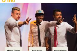 Mágica, stand up e muito humor com o Trio Comédia em Matozinhos