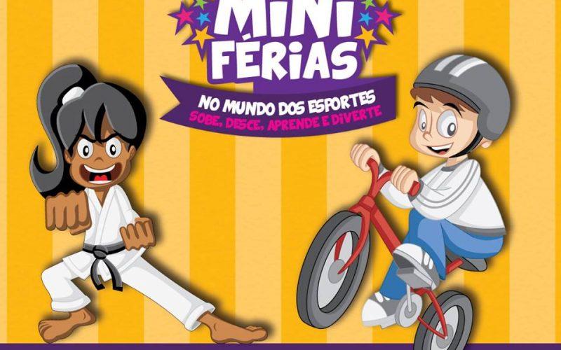 14 cidades mineiras recebem a Miniférias do Sesc