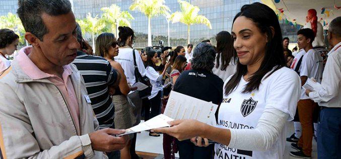 """Minas Gerais lança a campanha """"Vamos juntos dar um basta ao trabalho infantil"""""""