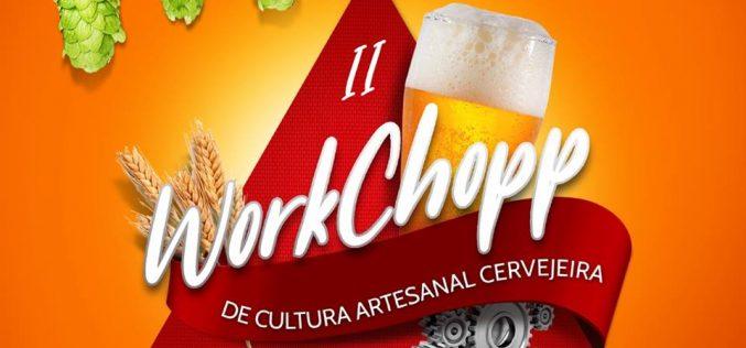 """""""Workchopp"""" traz grandes nomes do mercado cervejeiro a Sete Lagoas"""