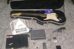 Polícia Militar recupera objetos roubados de uma residência no Bairro JK