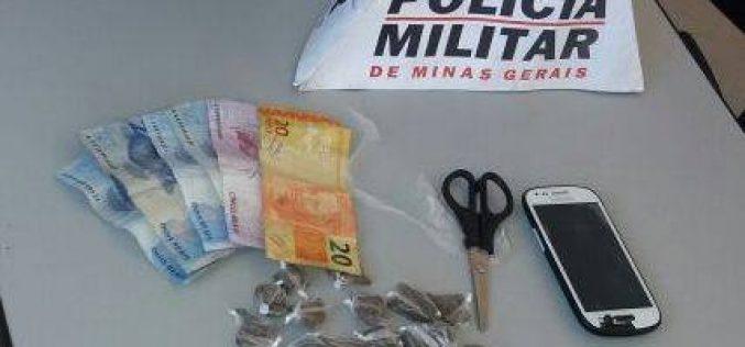 Apreensão de drogas no Orozimbo Macedo