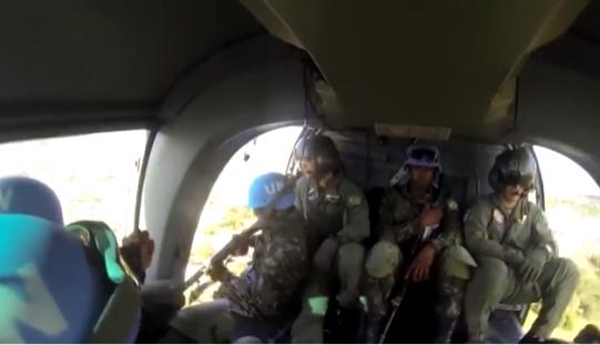 216 militares do 4º GAAE mobilizados na Operação escudo 2017