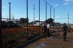 O deputado Douglas Melo investe R$ 1 milhão em obras da Polícia Militar