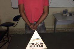 Traficante é preso em Baile Funk em Caetanópolis