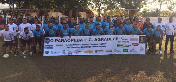 Confira os resultados dos jogos da 1ª rodada do Campeonato Regional de Futebol Amador