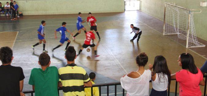 Torneio de futsal relâmpago reúne escolas de Sete Lagoas neste domingo