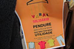 Frio motiva comerciantes de Sete Lagoas a criarem projeto de doação de roupas