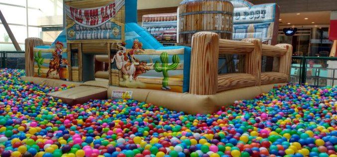 O Shopping Sete Lagoas está com muitas atrações para as férias