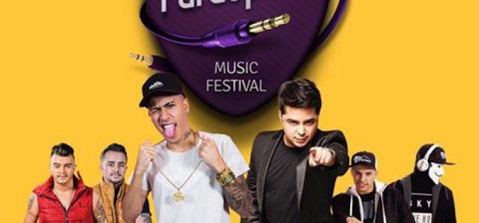 Festival de música traz mistura de ritmos a Paraopeba