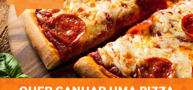 Promoção Relâmpago do Dia da Pizza