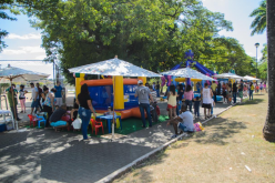 Parque Náutico Boa Vista foi palco de Rua de Lazer do Sesc