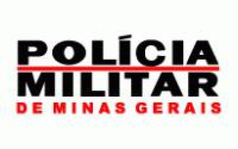 A Polícia Militar trabalhando para garantir a segurança na 51ª Exposete