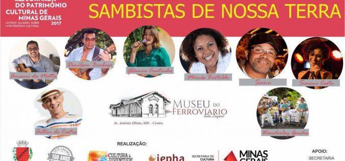 Começa hoje a Jornada do Patrimônio Cultural de Minas Gerais de Sete Lagoas