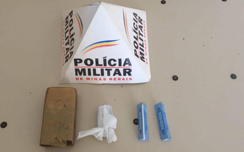 Homem é preso com drogas e dinheiro em Funilândia