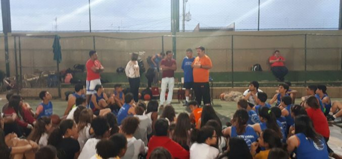 Projeto Social Esportivo, na escola Polivalente, engloba mais de 200 atletas