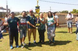 Internacional vence a Supercopa Curitiba de futebol amador